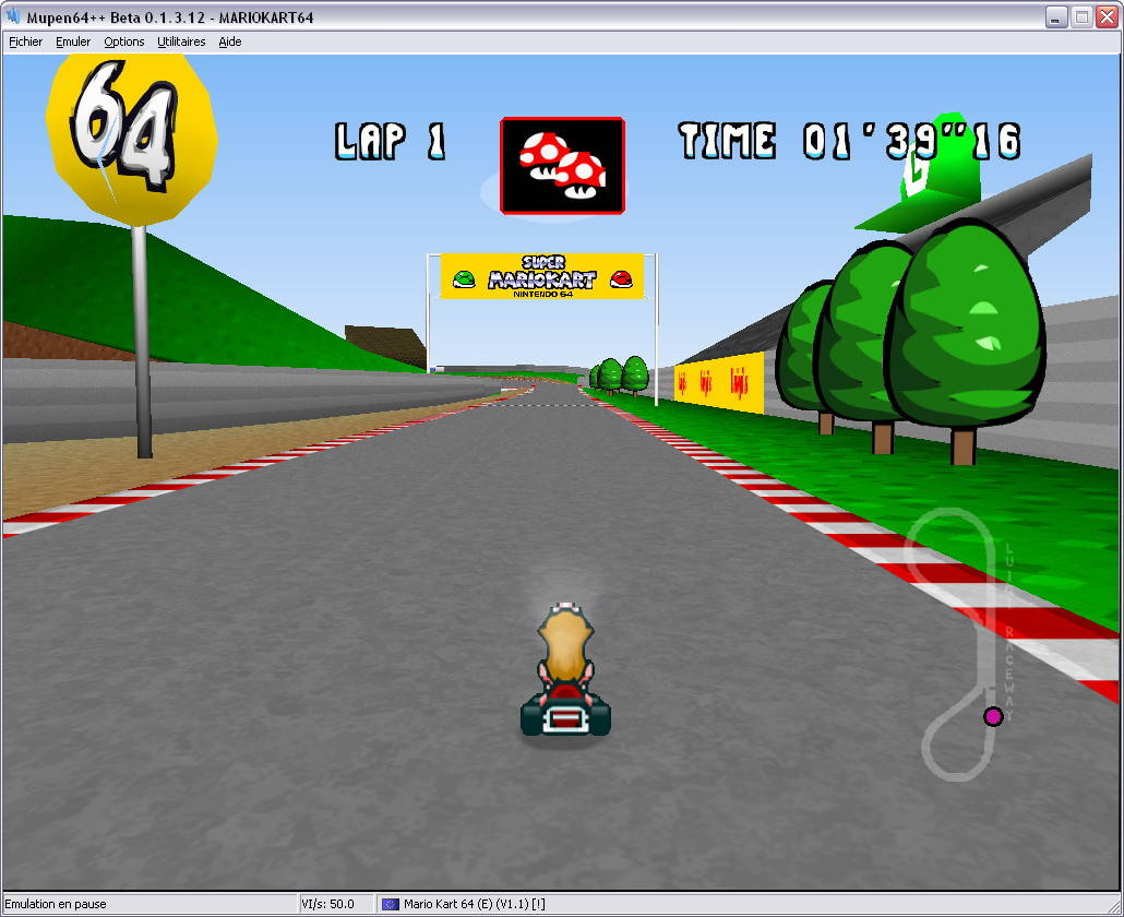 mario kart 64 rom android download